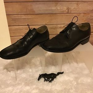 Pronto upmost black shoes-1130